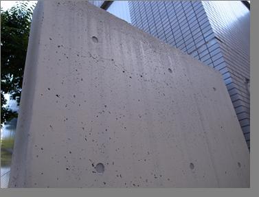 コンクリートカラークリヤー工法