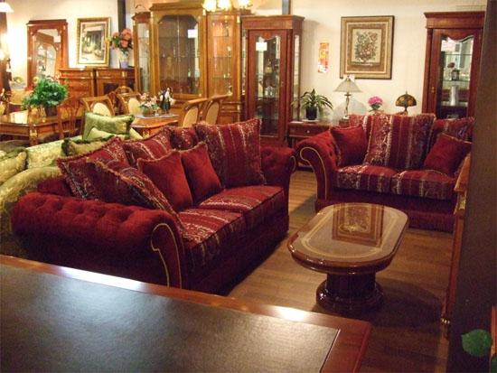 2人掛けソファもあります
