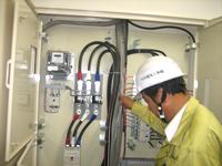 電気設備・空調設備の設計・施工お任せください