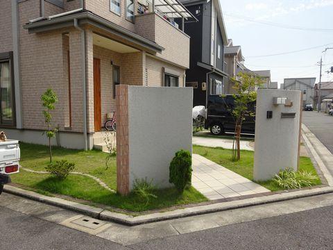 外構工事における注意点 (ウッ...