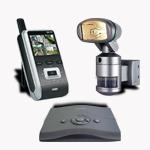 ビデオカメラ付きセンサーライト