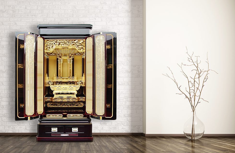 最高級輪島塗仏壇イメージ写真