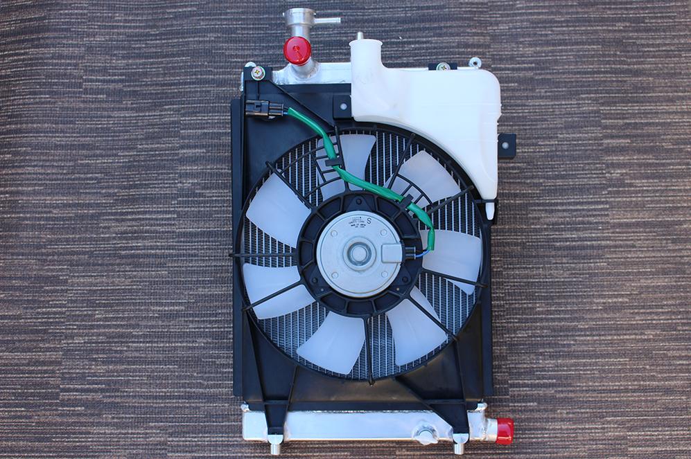 HA36V用 オールアルミラジエター