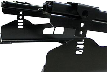 新型ジムニーJB64用 シートレール 横止め式