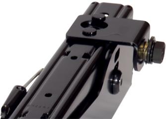 HA36アルトワークス用 シートレール 底止め式