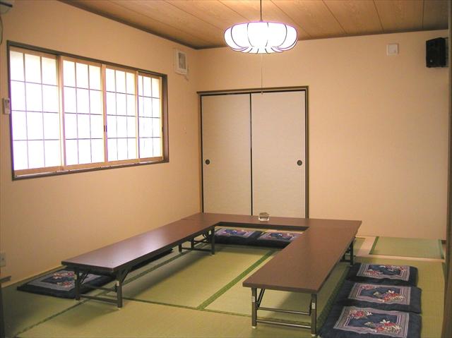 会食室【親族控】