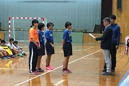 京都市中学校春季総合体育大会