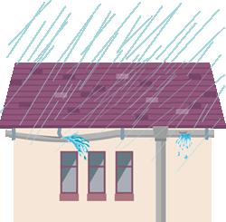雨樋の交換・修理