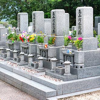 綺麗なお墓
