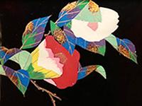 伝統工芸仏壇-蒔絵画像