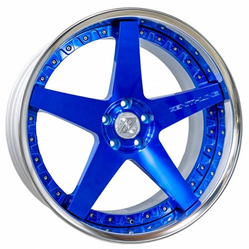 ブルーアルマイト
